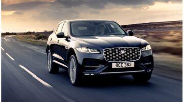 Jaguar F-Pace: Uber Luxury In A Super SUV!