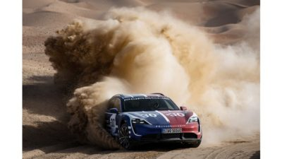 Porsche goes the extreme to kick off launch for new Taycan Cross Turismo (1)