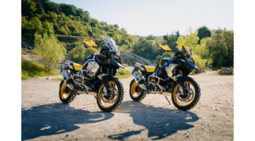 BMW GS 1250 twins: What's new and what has changed?