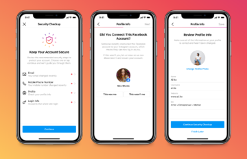 Instagram's Security Checkup Feature For Hacked Accounts