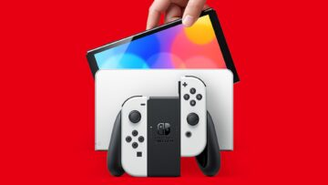 Nintendo Switch OLED Model To Launch In October