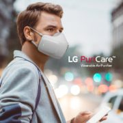 LG PuriCare Wearable Mask