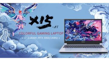COLORFUL X15-AT Gaming Laptop: New Name, Strong Game!