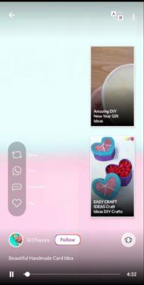 Trell App Videos