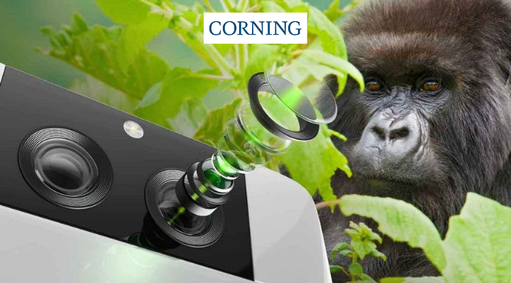Corning Launches Gorilla Glass DX & DX+ to Protect Smartphone Lenses