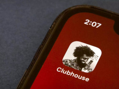 clubhouse messaging feature