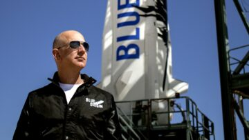 Jeff Bezos Launch Into Space, Makes History