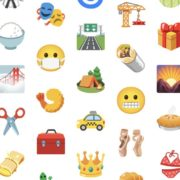 New Google Emojis on Android 12