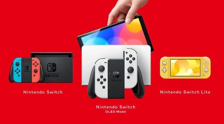 nintendo oled switch