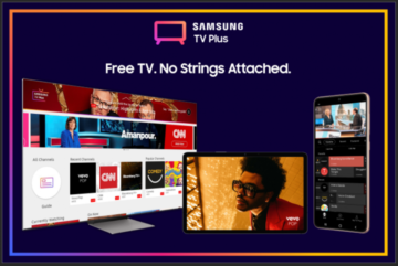 Samsung TV Plus Streaming Service Now Available On Web For Free!