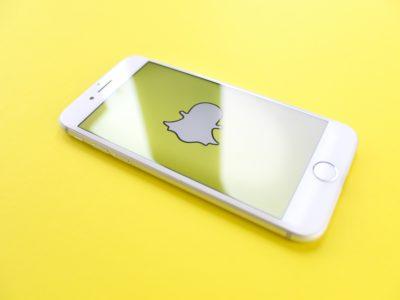 snapchat messaging app