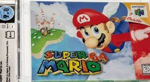 Super Mario 64 Won't Remain The Most Expensive Game For Long