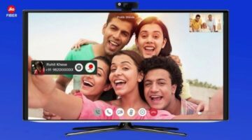 Jio Fiber Users Can Use JioJoin App To Make Video Calls From TV