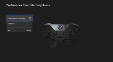 Microsoft Began Testing A New Night Mode Feature For Xbox Users