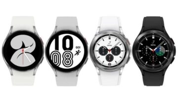 Samsung Galaxy Watch 4 & Galaxy Watch 4 Classic Prices Leaked Ahead Of The Launch