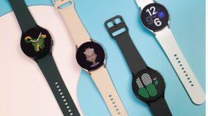 Galaxy Watch 4 & Watch 4 Classic