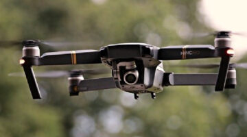 Drone Swarms & Future of Defence Technology