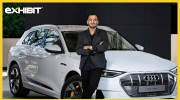 Karan Virwani x Audi E-Tron   Exhibit Drives