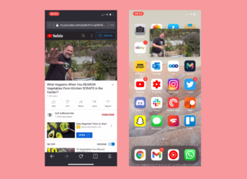 YouTube To Roll Out Picture-in-Picture Viewing Feature For All iOS Users