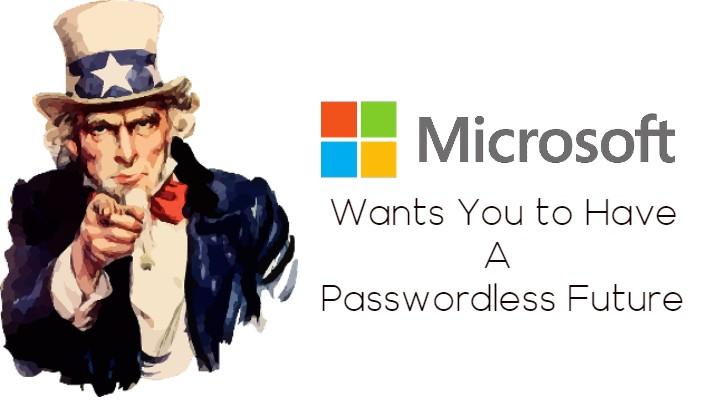 Passwordless Future