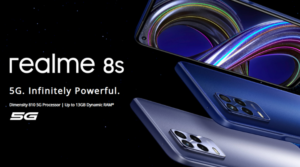 Realme Launched 2-Aggressively Priced Smartphones, Realme 8s 5G and Realme 8i in India