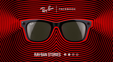 Facebook Launches 'Ray-Ban Stories' Smart Glasses That Can Capture Photos & Videos