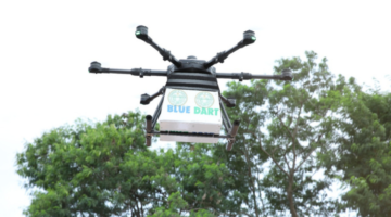 Blue Dart Med-Express Consortium Successfully Commences its Ambitious VLOS & BVLOS Drone Trials