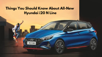 Things You Should Know About All-New Hyundai i20 N Line