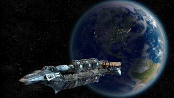 China Plans To Build A Kilometre-Long Starship