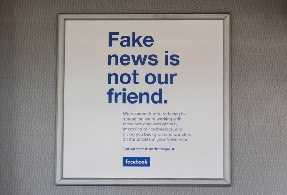 facebook misinform