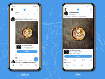 Twitter Is Testing New Edge-To-Edge Design For The Timeline