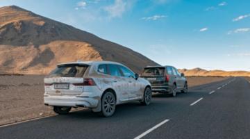 Leh Ladakh in Volvo XC90 & XC60 / Luxury Road Trip