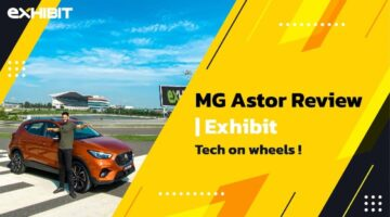 MG Astor Review   Exhibit Auto   Tech On wheels!