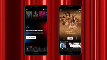 What Is The Netflix's Latest 'Play Something' And Fast Laughs' Feature?