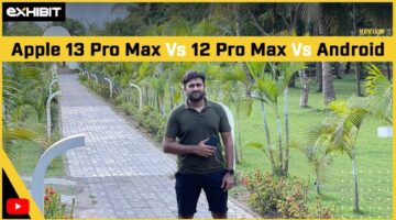 iPhone 13 Pro Max VS 12 Pro Max VS Android | Review